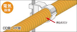 使用例 電気設備